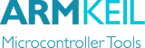 ARM Keil Microcontroller Tools
