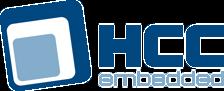HCC-Embedded Logo