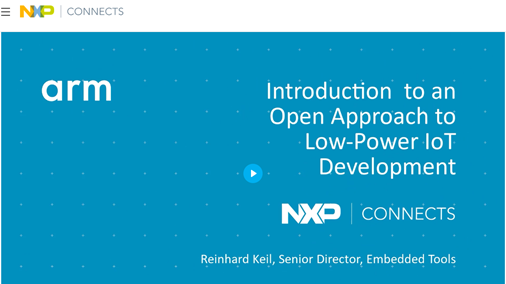 Introduction to an Open Approach to Low-Power IoT Development