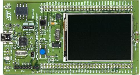 STM32F429IDISCO